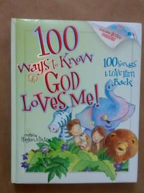 100 ways to know God loves me!