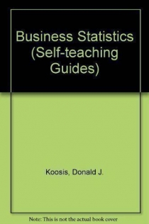 Business Statistics (Self-teaching Guides)