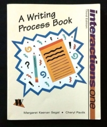 A Writing process book - Third Edition