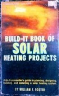 Build-it Book of Solar Heating Projects