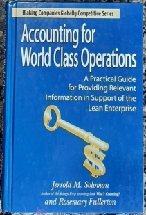Accounting for World Class Operations