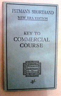 Key to Commercial Course
